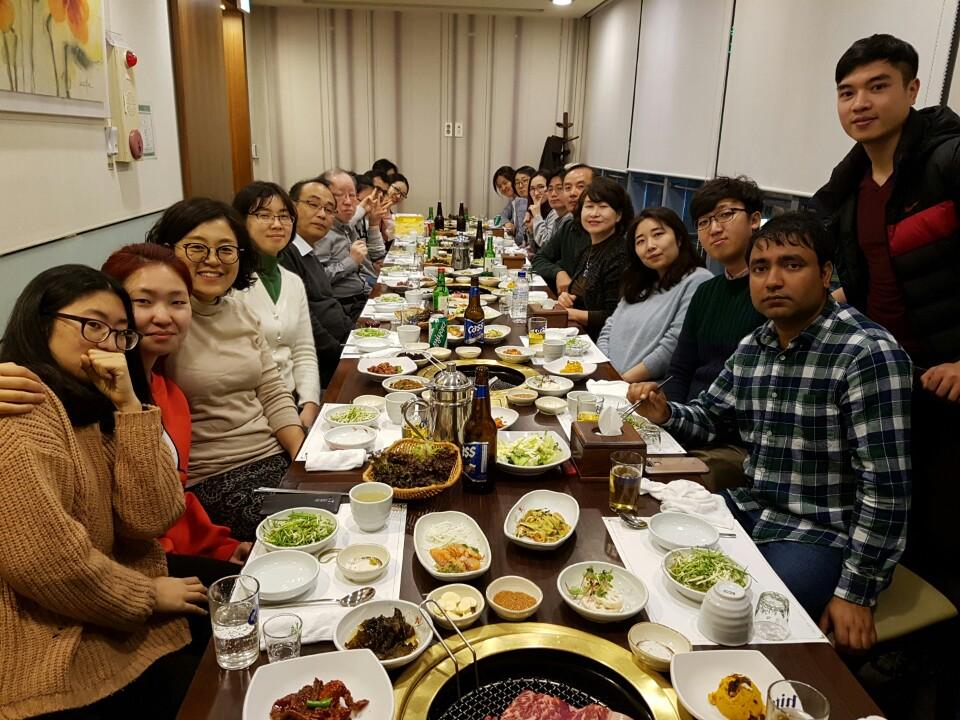 2016.12.21 해부학교실 송년회