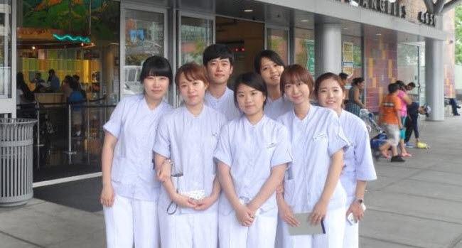 2013학년도 간호대학 해외연수 프로그램 참가 결과보고회 개최